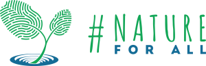 Image of Nature For All Logo