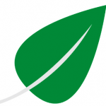 Image of the Women for Nature leaf symbol