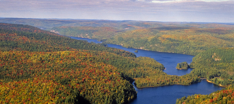 Grade 8/secondary 2 classes can enter to win an all-inclusive trip to La Mauricie National Park