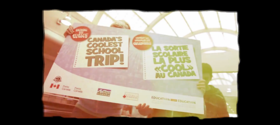 Canada's Coolest School Trip Contest video!
