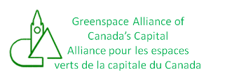 Greenspace Alliance of Canada's Capital Logo