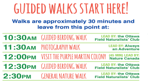 Guided Walks poster ENG