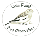 Innis Point Bird Observatory logo