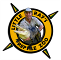 Little Rays Reptile Zoo logo