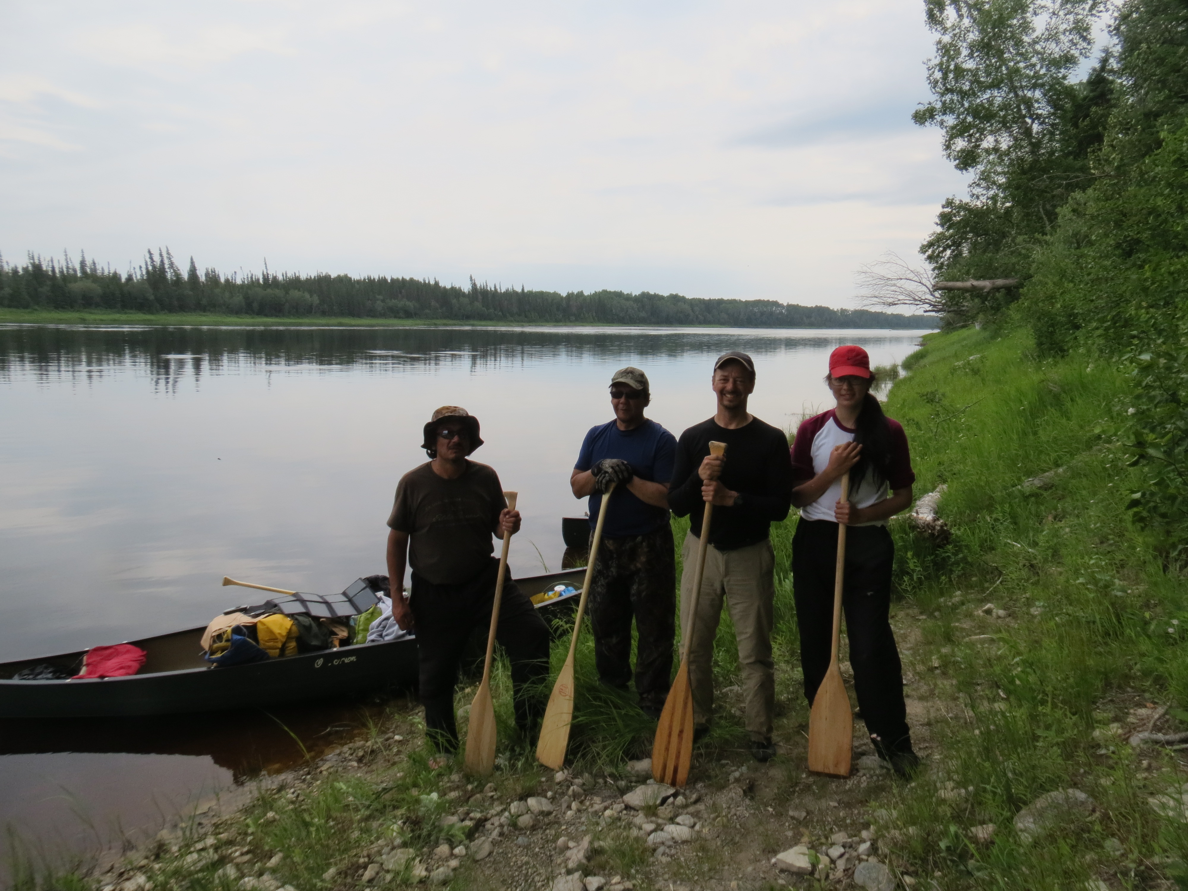 North French River Biodiversity Expedition– July 1 to July 11, 2015 Ted
