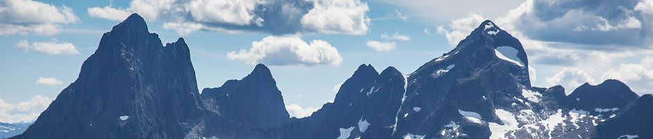 Image of mountains slider