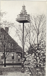 Henry Ford Purple Martin House