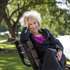 Margaret Atwood. Credit by Liam Sharpe