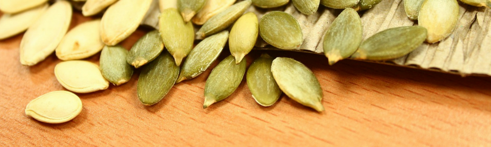 Snack in Season: Pumpkin Seeds