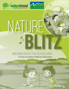 Image of NatureBlitz Toolkit