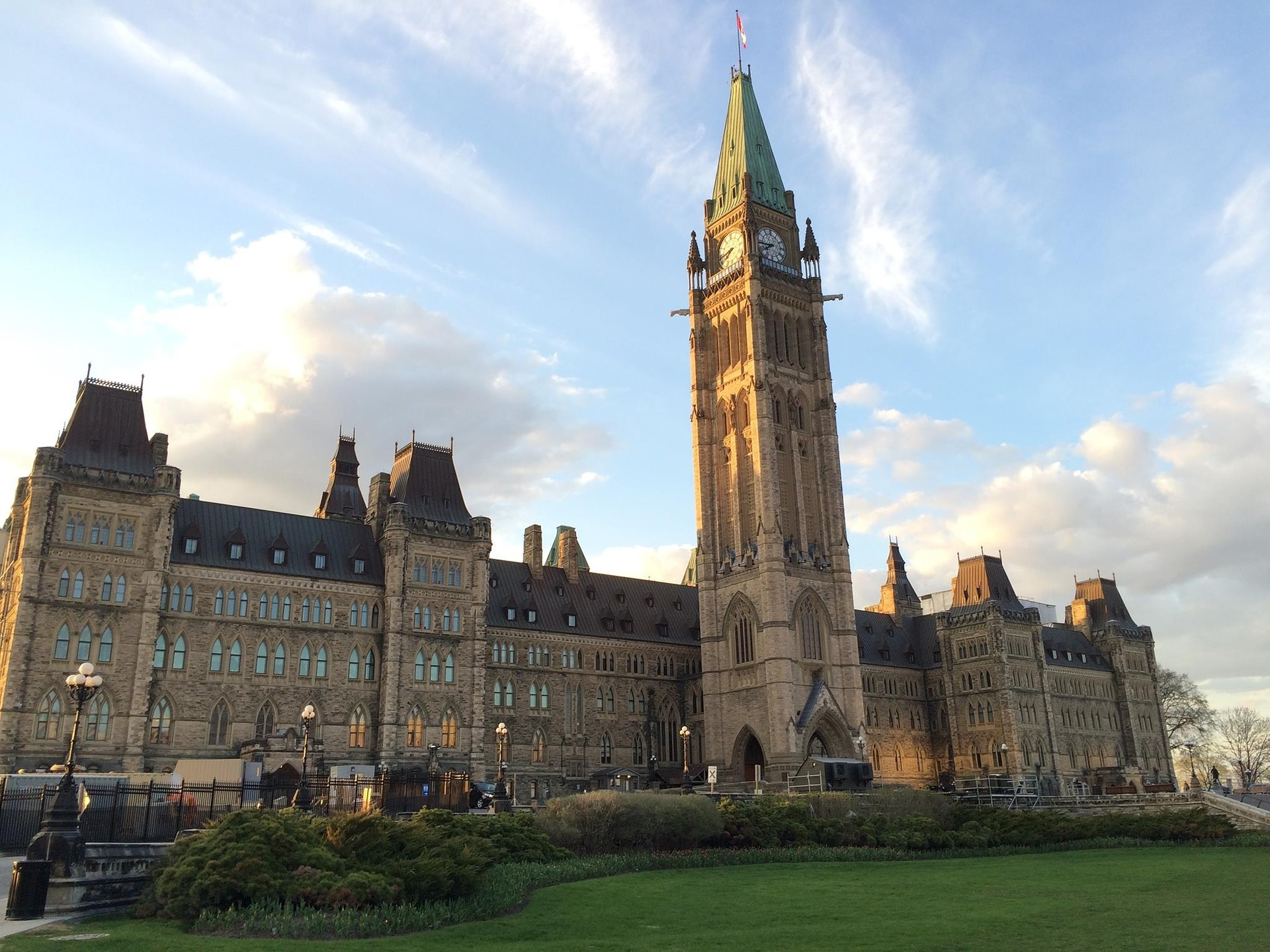 Nature Canada holds press conference on Parliament Hill