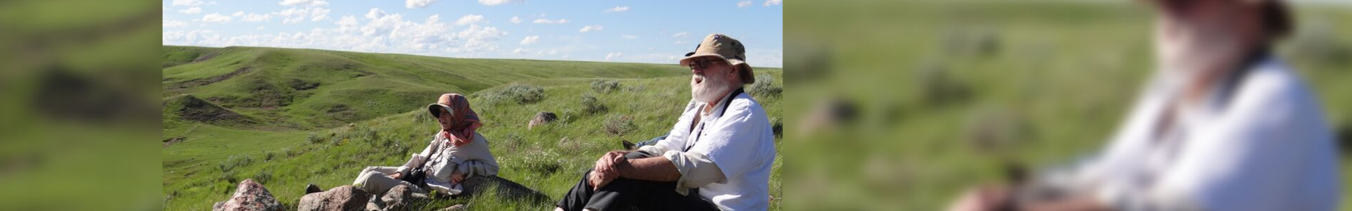 In memory of Graeme Gibson, our Friend and Bird Champion