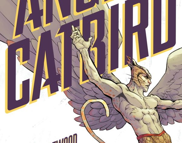 Margaret Atwood's first graphic novel ANGEL CATBIRD highlights dangers of allowing cats to roam unsupervised